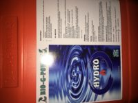 bio g power-hydro a en hydro b    10 liter