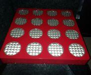 Compleet LED 3360W kweekhok. Plug and Play