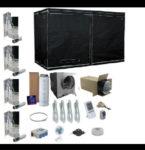 Kweektent budbox 300x150x200 met toebehoren!