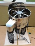Nieuwe elecktrische knipmachine